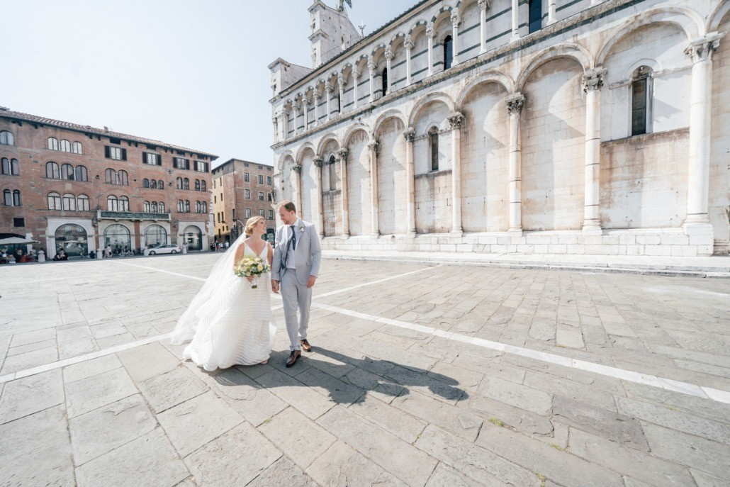 Lucca, your wedding destination in Tuscany full of charm