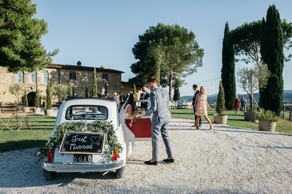 Wedding packages in Tuscany? Find the right solution for you