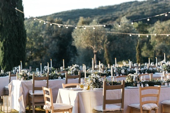 Getting married in Tuscany? Make it easy, with Luccaorganizza Wedding Planner