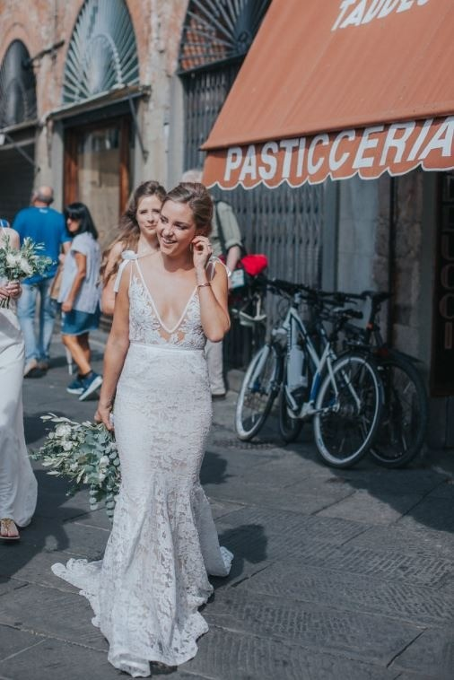 Getting Married in Lucca, instead of Florence